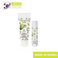 Bộ chăm sóc da nội địa Hàn giúp làm sạch, cấp ẩm, thu nhỏ lỗ chân lông Noni Premium thumbnail