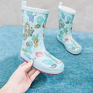Ủng Trẻ Em chống trơn trượt, gọn nhẹ, bảo vệ đôi chân của bé -SB006 thumbnail