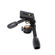 Đầu dầu tripod đa hướng Beike Q-80 cho chân máy ảnh - hàng nhập khẩu thumbnail