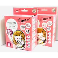 Combo 2 hộp túi trữ sữa Sunmum Thái Lan thumbnail