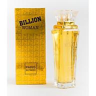 Nước Hoa Nữ Paris Elysees Billion Woman (100ml) thumbnail