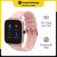 Đồng hồ thông minh BeU B2 Hồng - Hàng chính hãng thumbnail