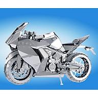 Mô hình thép 3D tự ráp cao cấp xe máy thể thao II thumbnail