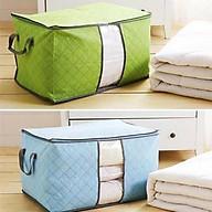 Set 2 túi đựng chăn màn tiện dụng giao màu ngẫu nhiên thumbnail
