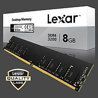 Bộ nhớ RAM Lexar DDR4-3200MHz UDIMM Desktop Memory - Hàng Chính Hãng thumbnail