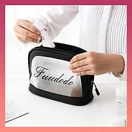 Túi đựng mỹ phẩm Túi du lịch Túi văn phòng cá nhân tiện lợi chống nước và bụi bẩn CAO CẤP MP02 thumbnail