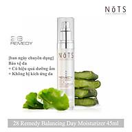 Sữa dưỡng ẩm ban ngày NoTS 28 Remedy Balancing Day Moisturizer 45ml thumbnail