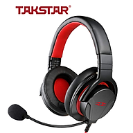 Tai nghe chụp tai TAKSTAR GM 200- AVSTAR, tai nghe có mic, tai nghe chơi game, tai nghe nghe nhạc- hàng chính hãng thumbnail
