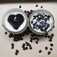 Combo 2 Nến thơm tinh dầu cà phê (coffee candle) 100g - Giúp thơm phòng, thư giãn giảm stress với thành phần hoàn toàn tự nhiên thumbnail