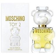 Nước Hoa Nữ Moschino Toy 2 EDP 100ml thumbnail