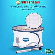 Đai hơi kéo giãn đốt sống lưng Leamai Y01 - Giảm đau lưng cho người thoát vị đĩa đệm, hỗ trợ thoái hóa cột sống, hỗ trợ chấn thương thể thao. [TBYT H-Care] thumbnail