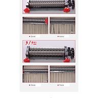 máy cán bột cắt bột làm mì bánh canh MT-200D1 thumbnail