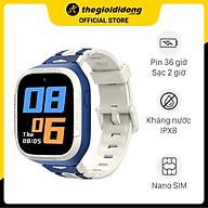 Đồng hồ định vị trẻ em 4G Kidcare S6 Xanh - Hàng chính hãng thumbnail