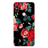 Ốp Lưng Dẻo Cho Điện Thoại Xiaomi Redmi Note 6 Pro - Rose 01 thumbnail
