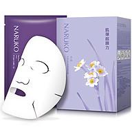 Naruko Hoa Thủy Tiên - Hộp 10 Miếng Mặt Nạ Phục Hồi Naruko Narcissus Repairing Mask (25ml Miếng) thumbnail