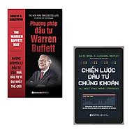 Combo Đầu Tư Chứng Khoán Phương Pháp Đầu Tư Từ Warren Buffett + Chiến Lược Đầu Tư Chứng Khoán thumbnail