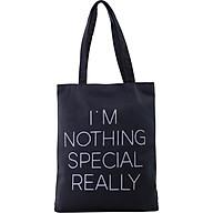 Túi Vải Đeo Vai Tote Bag Im Not Thing Special Realy XinhStore thumbnail