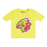 Áo Thun Tay Ngắn Bé Gái Barbie B-5667-08 thumbnail