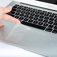 Miếng dán Trackpad trong suốt cho Macbook (đủ dòng) thumbnail