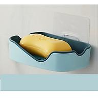 Khay để xà bông, hộp đựng xà phòng 2 Lớp sang trọng không lo bị đọng nước trong khay GD295-KXaBong-2Lop Giao ngẫu nhiên thumbnail