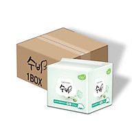 Băng vệ sinh hữu cơ SUBI Hàn Quốc (177mm) thumbnail