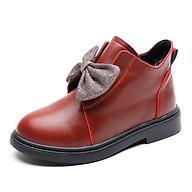 Giày boot cho bé gái cổ thấp mang phong cách công chúa thời thượng và tinh tế thumbnail