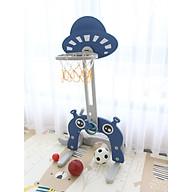 Bộ đồ chơi thể thao đa năng cho bé Golf, bóng đá, ném vòng, bóng rổ Toyshouse tặng xe trượt đà cho bé VBC-123-6 (ngẫu nhiên) thumbnail