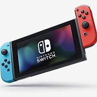 Máy Chơi Game Nintendo Switch Với Neon Blue Và Red Joy Con (Xanh Đỏ) Model Mới 2019 - Hàng Nhập Khẩu thumbnail