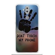Ốp điện thoại cho Nokia 8.1 ( Nokia X7 2018) - 0292 DONTTOUCHMYPHONE - Silicon dẻo - Hàng Chính Hãng thumbnail