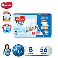 Tã dán sơ sinh Huggies Diapers New Born S56 thumbnail