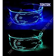 Kính phát sáng 3D kính đèn led pro màu sắc RGB thumbnail