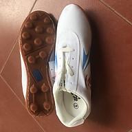 Giày Bóng Đá Vải TL đinh Trắng thumbnail