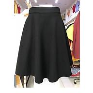 Chân váy ngang gối XÒE DÀI thiết kế dễ mặc, phù hợp với nhiều dáng người thumbnail