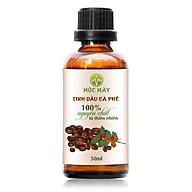 Tinh dầu Cà Phê (Coffee) 50ml Mộc Mây - tinh dầu thiên nhiên nguyên chất 100% - chất lượng và mùi hương vượt trội thumbnail