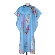 Waterproof Hair Styling Cape with Snap Closure Hairdressing Gown Water And Stain Resistant Apron thumbnail