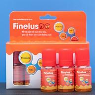 Men vi sinh Finelus DC bảo vệ sức khỏe, giảm rối loạn tiêu hóa, tăng cường sức đề kháng, bổ sung chất xơ và các chất khoáng cần thiết thumbnail