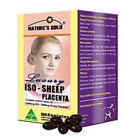 Viên Uống Cân Bằng Nội Tiết Tố Nữ Nature s Gold Iso - Iso Sheep Placenta thumbnail