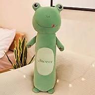 Gối ôm ếch xanh 60cm đáng yêu thumbnail