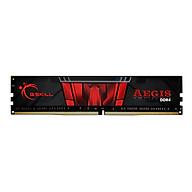 RAM desktop G.SKILL Aegis F4-2666C19S-8GIS (1x8GB) DDR4 2666MHz - Hàng chính hãng thumbnail