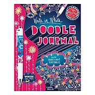 Klutz Write In White Doodle Journal thumbnail