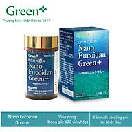 viên uống hỗ trợ ngăn ngừa ung thư - Nano Fucoidan Green+ thumbnail