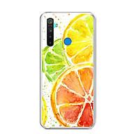Ốp lưng điện thoại Realme 5 - Silicon dẻo - 0229 ORANGES - Hàng Chính Hãng thumbnail