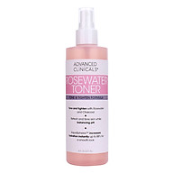 Advanced Clinicals Rose Lotion (237 ml) thumbnail