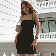 Váy Body 2 Dây Sợi Mảnh Dáng ÔM SEXY thumbnail