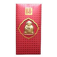 Bao lì xì thần tài vip Hong Kong món quà mang ý nghĩa tài lộc may mắn đầu năm 2020 - TMT COLLECTION - MS391 thumbnail