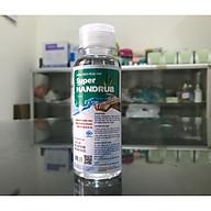 MỸ PHẨM - Nước rửa tay khô Super handrub 100ml thumbnail