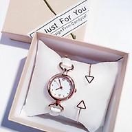 Đồng hồ đeo tay thời trang nam nữ mặt viền cách điệu tao nhã Tạo một phong cách cá tính riêng biệt độc đáo ZO36 thumbnail