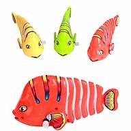 Đồ chơi cá vẫy đuôi vặn cót cho bé PKS - giao màu ngẫu nhiên thumbnail