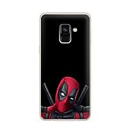 Ốp lưng dẻo cho điện thoại Samsung Galaxy A8 2018 Plus - 01032 7882 DP03 - Hàng Chính Hãng thumbnail