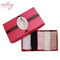 Hộp Quà Combo 5 Quần Lót Nữ Ren Hoa Elegant Miley Lingerie FLS-03 thumbnail